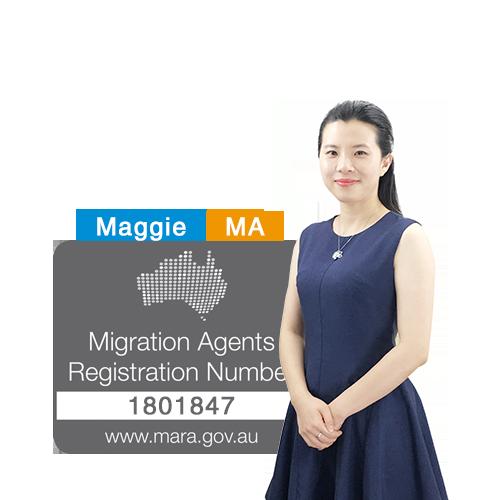 马婷婷 Maggie